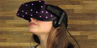 Facebook虚拟现实VR:Oculus Rift拆解图大曝光