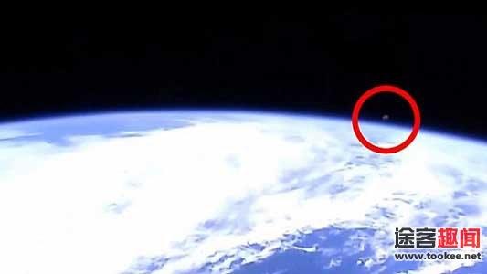 nasa直播视频惊现ufo 直播立即被中断,美国人究竟隐瞒