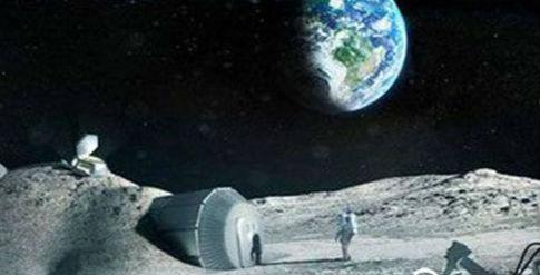 月球背面惊现二战飞机 外星人就在月球背面 8
