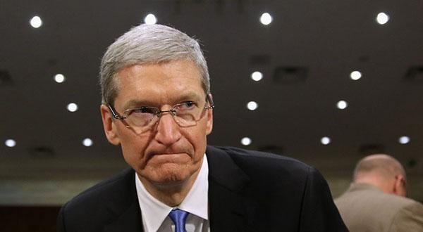 【每日科技】苹果亏本库克拍卖午餐