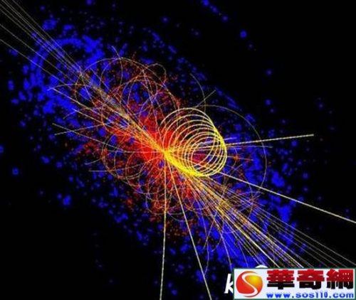 太阳内部粒子结构图