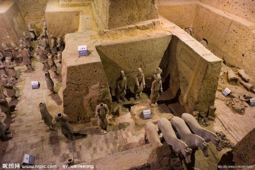 考古发现 秦始皇陵墓竟是全球千年古墓鼻祖 5图片