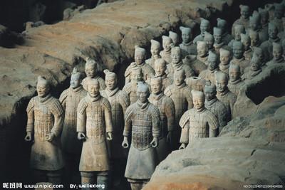 考古发现 秦始皇陵墓竟是全球千年古墓鼻祖图片