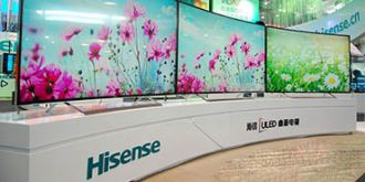 CES Asia 2016亚洲消费电子展 海信展台