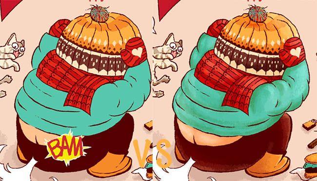ps鼠绘一张趣味新年贺卡图片的详细步骤