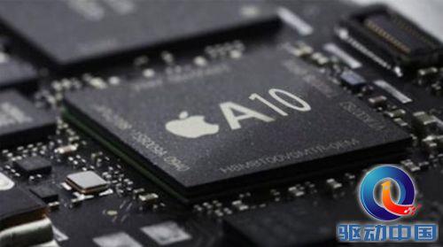 苹果a10电路板壁纸