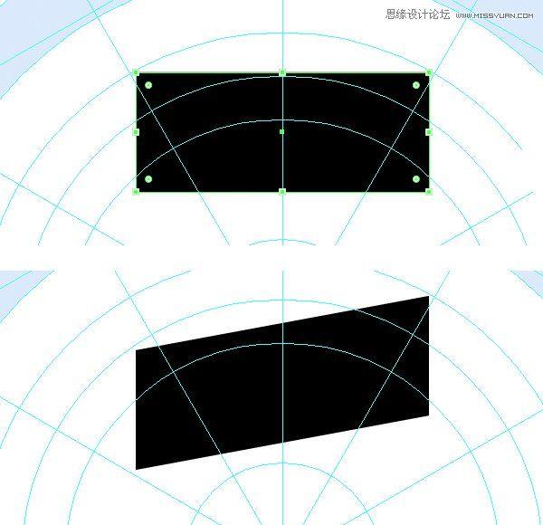 illustrator绘制扁平化风格的软件图标的详细步骤(2)