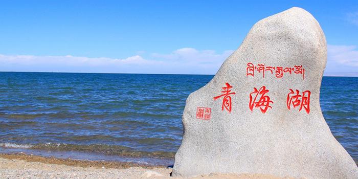 【航拍】青海湖美景