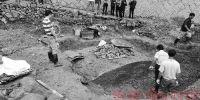 三代人老宅 竟发现明代古墓