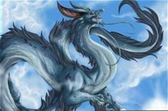 世界上仅存的三条蛟龙现身昆仑山 震惊全球!