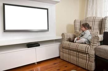 说明: 幼儿 看电视 的图像结果