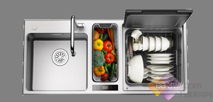 百万大奖得主方太水槽洗碗机亮相北京设计周