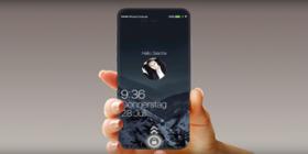 iPhone8将采用无边框设计:相关专利已通过!