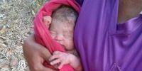 太残忍了!小男婴全身被砍14刀遭活埋,被救后竟奇迹生还