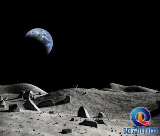 外星人到过月球 月球背面发现巨型飞船与神秘塔尖 4