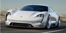 "保时捷的""小目标"":Mission E电动车每年售出2万台"
