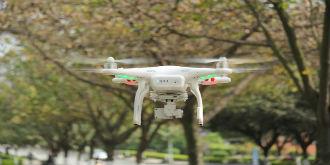 中国航拍无人机市场格局重组,大疆份额首次下滑