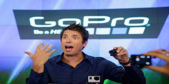 GoPro 连续四季度亏损!2016年底公布重组和裁员计划