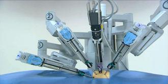 """""""达芬奇""""手术机器人在医疗界掀起垄断大潮"""