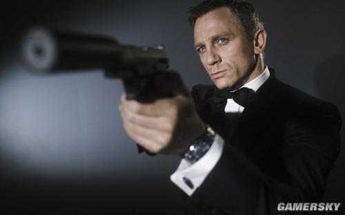 特工的秘密武器,当007遇上W2017