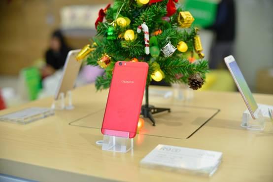 小幂phone颜值太高遭疯抢,oppo r9s红色版或将发售