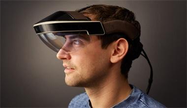 微软AR新专利曝光:HoloLens头显能帮你找钥匙