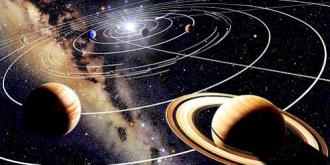 探索太阳系周围都有些什么东西?