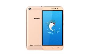 海信(Hisense)小海豚 3GB+16GB 全网通4G智能手机 琥珀金