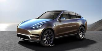 特斯拉紧凑型SUV Model Y曝光,或于2018年推出