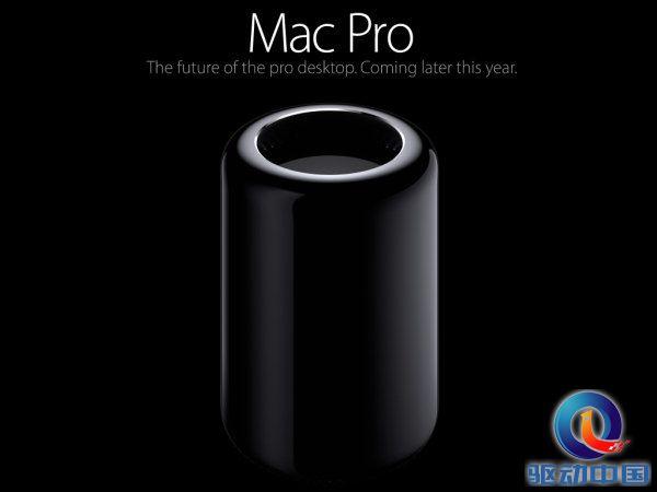 """史上最贵""""垃圾桶""""明年亮相!苹果称正在重新思考mac"""