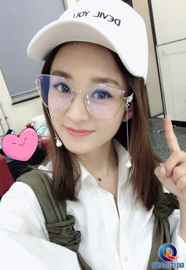 """ivvi v3柔光美拍惊艳赵丽颖,游艇会或与你""""为美而来""""!图片"""