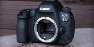 6D系列后继有机:佳能EOS 6D Mark II正式登场