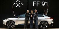 法拉第未来美国工厂确认停工 FF91将选择代工量产