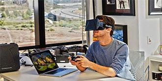 为填补市场空白!Facebook或将推低价版VR头盔