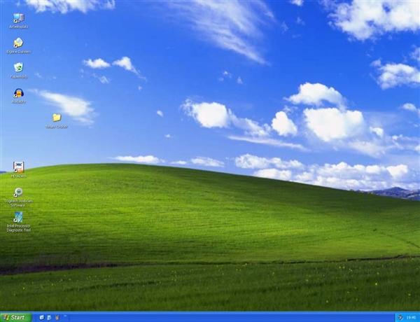 还记得Windows XP经典桌面吗?其实都被骗了...