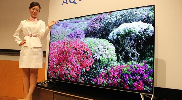 夏普消费级8K电视登场,这会是8K时代到来的信号吗?