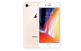 Apple 武松娱乐 8 (A1863) 64GB 金色 移动联通电信4G手机