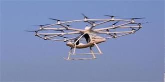 """迪拜全球首推无人驾驶""""飞的""""!亿航184陪跑,德系Volocopter上位"""