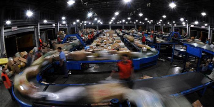 国家邮政局预测:双11快递量将超15亿件 日处理量突破3.4亿件