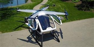Workhorse宣布:SureFly载人旋翼无人机将在明年CES上首飞