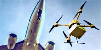 中国首次试验无人机撞客机,安全隐患不容忽视