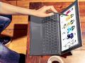 全球首批搭载骁龙处理器的二合一笔记本:联想Miix 630惊艳2018 CES