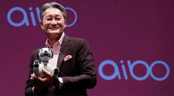 【每日科技】索尼机器狗Aibo复活售价破万 苹果店连发两起电池爆炸案