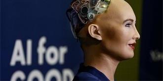 机器人索菲亚究竟是未来之光还是