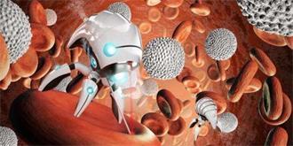 """""""极简机器人""""未来或能够从身体内部""""巡逻"""""""