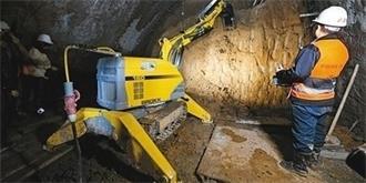 西安地铁四号线遇施工难题,挖掘机器人鼎力助阵!