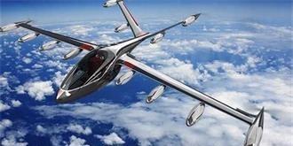 """速度碾压直升机!飞行""""出租车""""可像飞机一样在天空滑翔"""