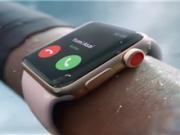 3月7日全国首发尝鲜!Apple Watch3国行版终于可以打电话了