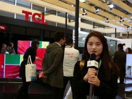 2018AWE:直击TCL展台,春季新品全新登场!