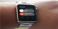 误发紧急呼叫!网友半夜睡觉被闹醒!Apple Watch设计缺陷曝光